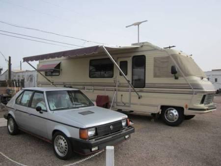 1986 Dodge Omni GLH
