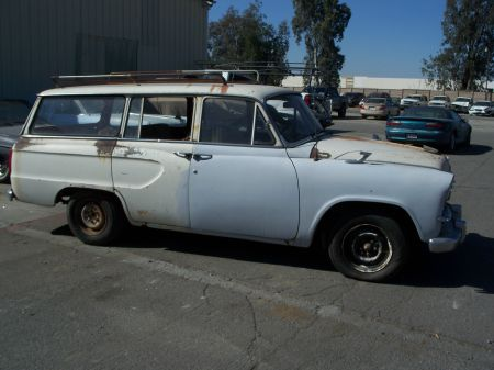 1959 Toyopet Crown Custom Station Wagon right side
