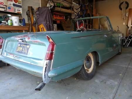 1962 Triumph Herald right rear 2