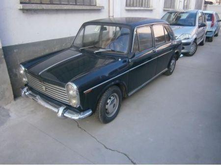 1965 Innocenti-Morris IM3 left front