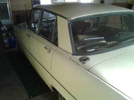 1968 Rover 2000TC left rear