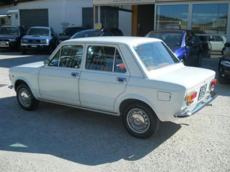 1972 Fiat 128 Berlina left rear