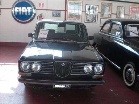 1974 Lancia 2000 Berlina front