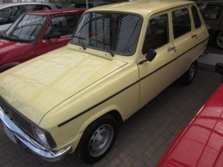 1975 Renault 6 Sinpar AWD left front