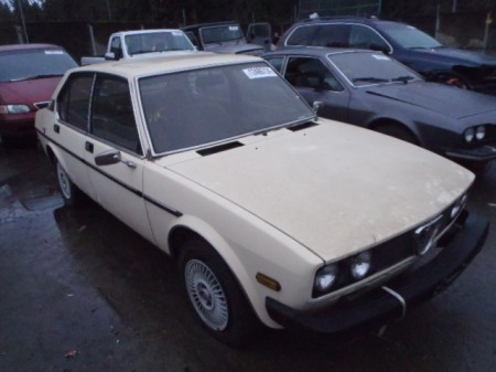 1979 Alfa Romeo Alfetta Berlina for sale