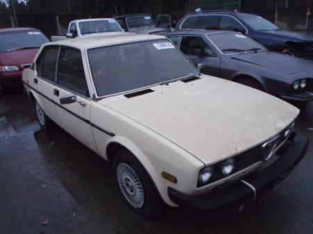1979 Alfa Romeo Alfetta Berlina for sale