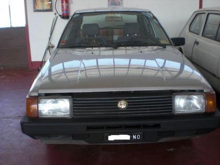 1984 Alfa Romeo Arna front