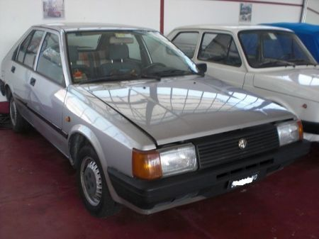 1984 Alfa Romeo Arna right front
