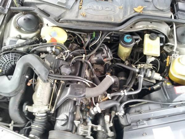 5100 Quattro 1989 Audi 100 Quattro Plus Bonus Audi