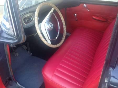 1961 Vauxhall Victor interior