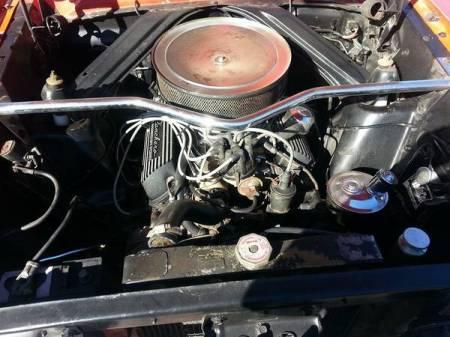 1965 Ford Ranchero engine