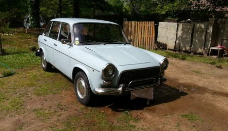 1967 Autobianchi Primula right front