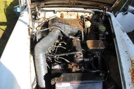 1972 MG Midget $500 engine