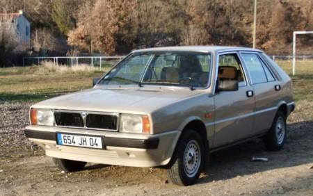 1983 Lancia Delta 1500 left front