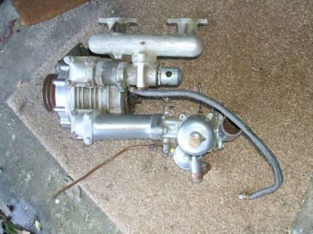 1967 Austin Healey Sprite Shorrock C75B