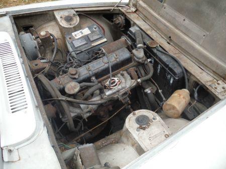 1967 Triumph 2000 Mk 1 engine