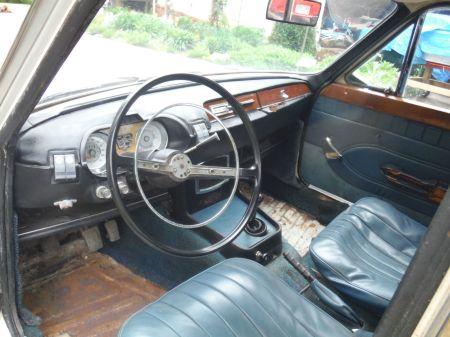 1967 Triumph 2000 Mk 1 interior