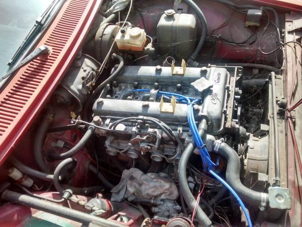 Familiar Sight  U2013 1977 Alfa Romeo Alfetta Gtv