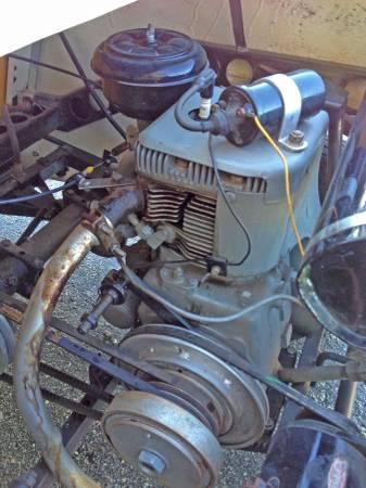 1963 King Midget III motor