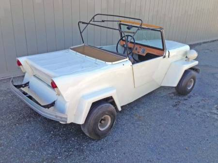 1963 King Midget III right rear
