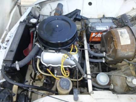1970 Saab 96 engine