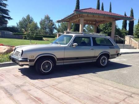 1974 Chevrolet Vega Kammback GT left front