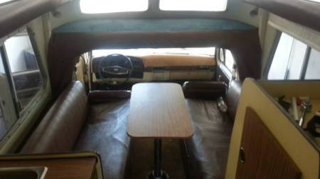 1977 GMC Jimmy Casa Grande interior2