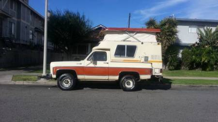 1977 GMC Jimmy Casa Grande left side