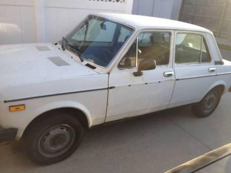 1978 Fiat 128 left front