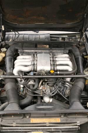 1979 Porsche 928 engine