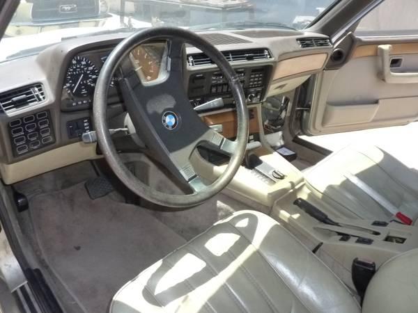 Bahn Burner – 1985 BMW 745i | Rusty But Trusty