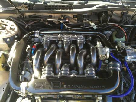 1991 Ford Taurus SHO engine