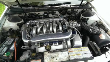 1994 Ford Taurus SHO engine