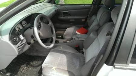 1994 Ford Taurus SHO interior