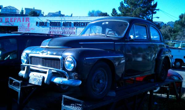 Rounded – 1964 Volvo 544 | Rusty But Trusty