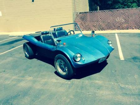 1965 VW dune buggy right front
