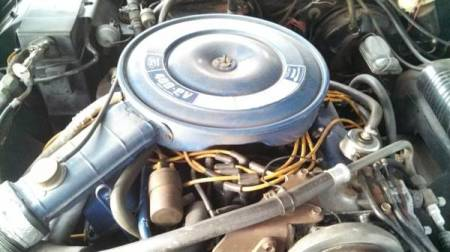 1972 Ford LTD Crown Victoria Country Squire engine