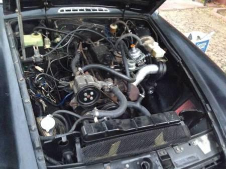 1979 MGB engine