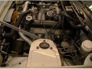1979 Triumph TR7 engine