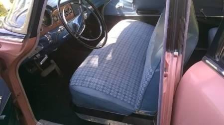 1955 Dodge Coronet interior