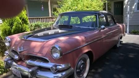 1955 Dodge Coronet left front