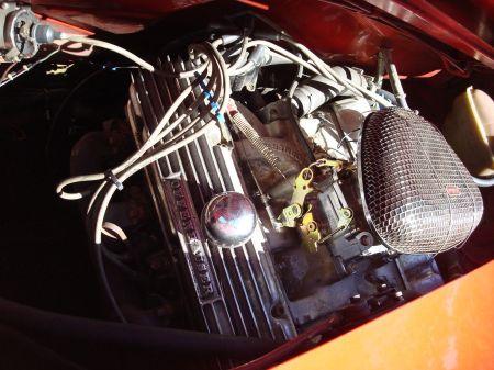 1970 Porsche 914 V8 engine