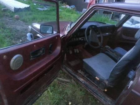 1978 Saab 99 Turbo 2 interior