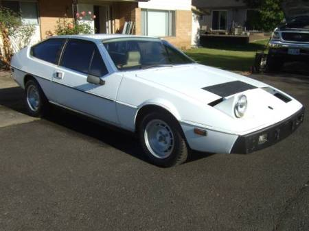 1979 Lotus Eclat right front