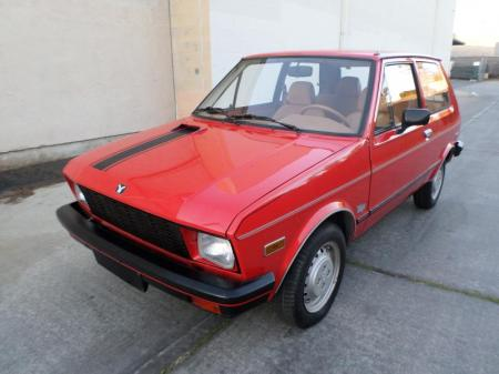 1986 Yugo GV left front