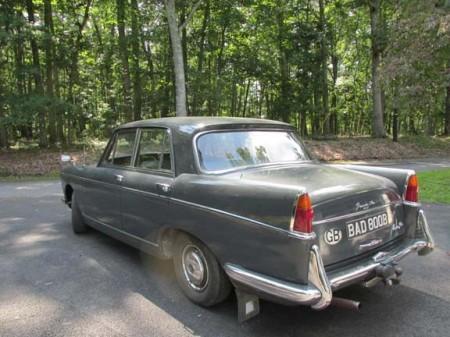 1964 Austin Princess Vanden Plas left rear
