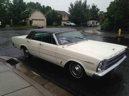 1966 Ford LTD right front