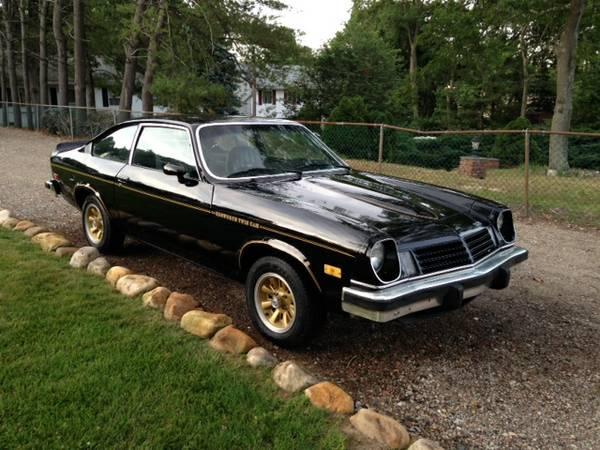 Not What It Seems: 1973 Chevrolet Vega Barn Find