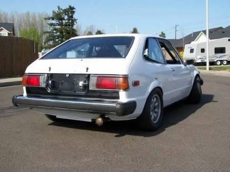 1978 Honda Accord FSP right rear