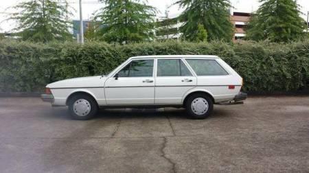 1980 Volkswagen Dasher wagon left side